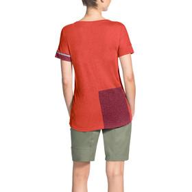 VAUDE Cevio T-Shirt Women redcurrant